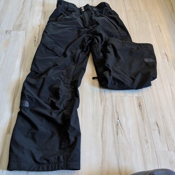 0402016b7 North Face Snow pants snowsuit winter snowboarding